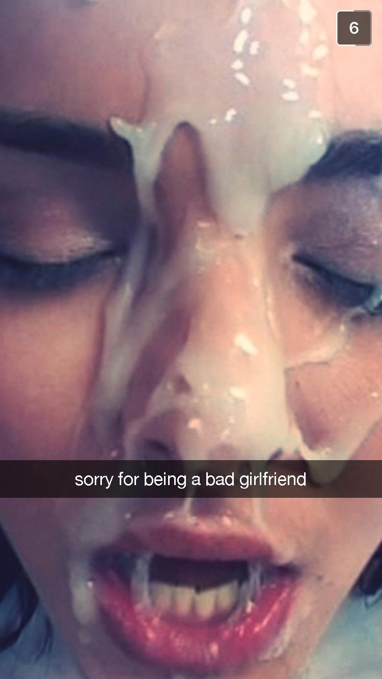 Amateur cheats on boyfriend gets creampie eaten out of her 3