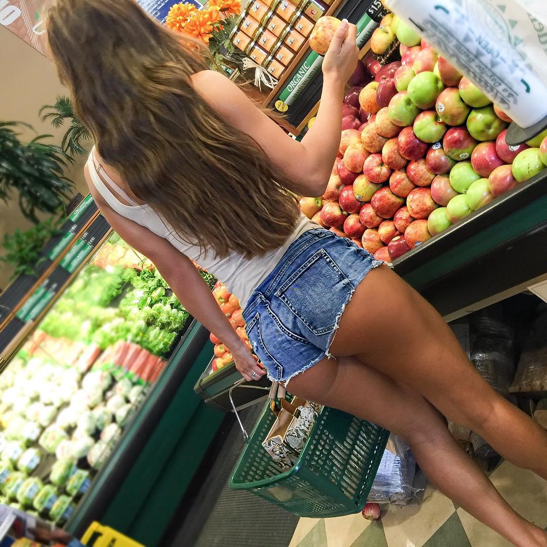 Ladies Naked In Public