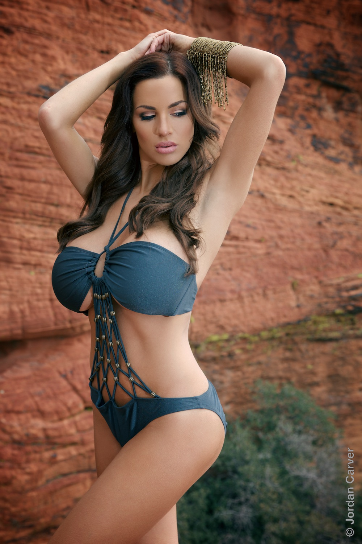 Tits sexy model big FREE big